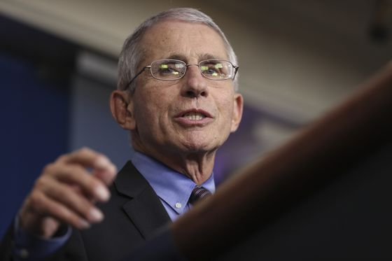 Fauci Says Covid Pandemic His 'Worst Nightmare,' Far From Over