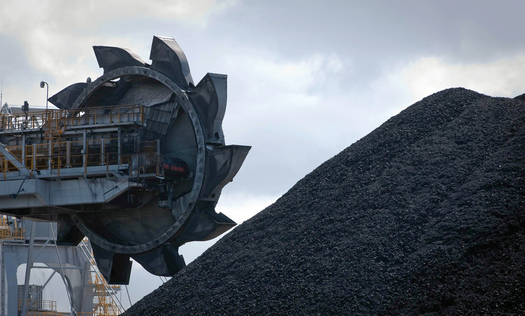 bloomberg.com - David Stringer - Top Miner BHP Sees an End to the Era of Coal