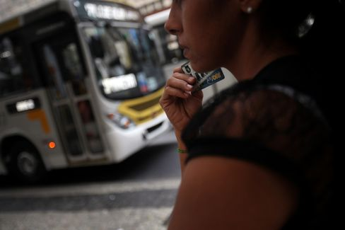 Brazil Burns as Bus Fare Bite Doubles New York