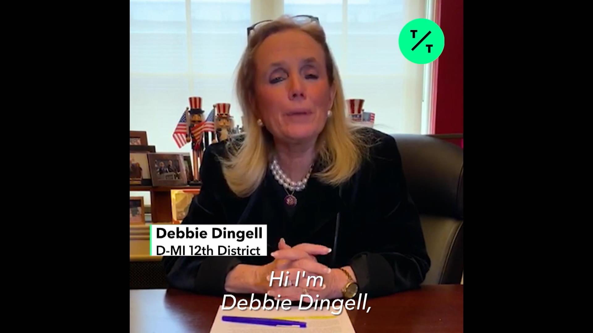 Rep. Debbie Dingell Talks Social Media
