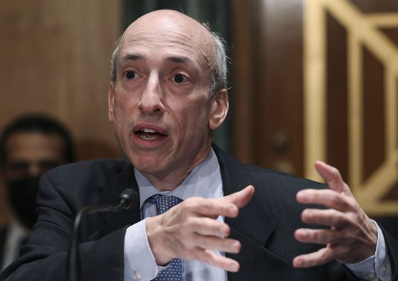From Crypto to Meme Stocks, GOP Senators Blast Gensler's Agenda