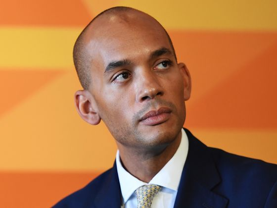 JPMorgan Hires Chuka Umunna to Head Sustainable Investments in EMEA