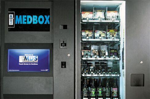 Medbox: Dawn of the Marijuana Vending Machine