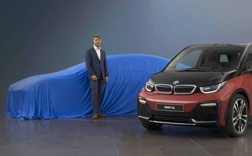 Bmw Revives Electric Car Push With Plans For Low Slung I Sedan