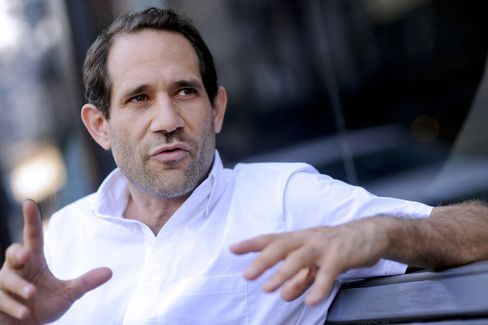 American Apparel Inc.'s Ousted CEO Dov Charney