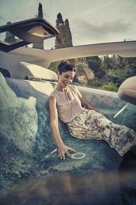 Will a Car Back Seat Soon Be Your 'Favorite Space'? BMW Thinks So