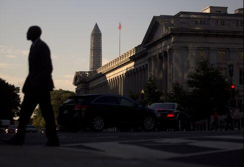 U.S. Treasury Building