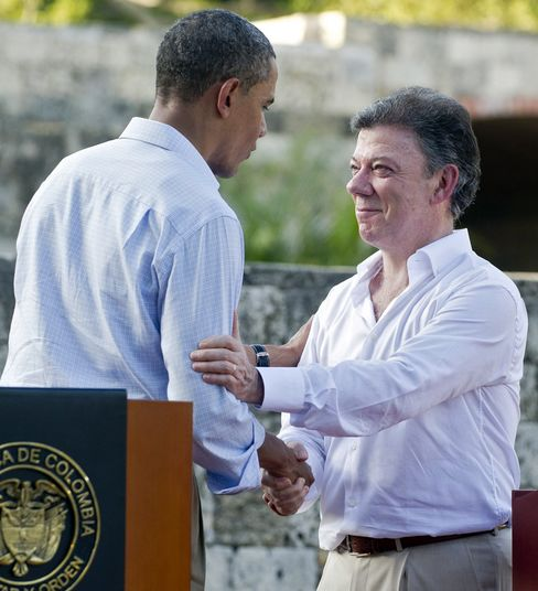 Obama Certifies Colombia Labor Plan, Clearing Trade Pact