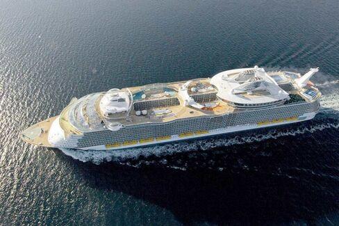 Royal Caribbean: We Like Big Ships and We Cannot Lie