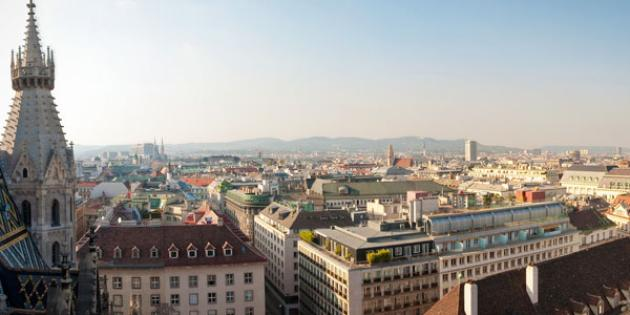 No. 1 Best Quality of Life: Vienna, Austria