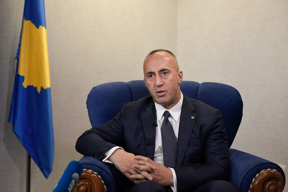 Kosovo's Premier Unexpectedly Resigns to Appear at War Crimes Court