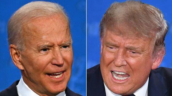 Biden, Trump Face Worst Enemies in Final Debate—Themselves