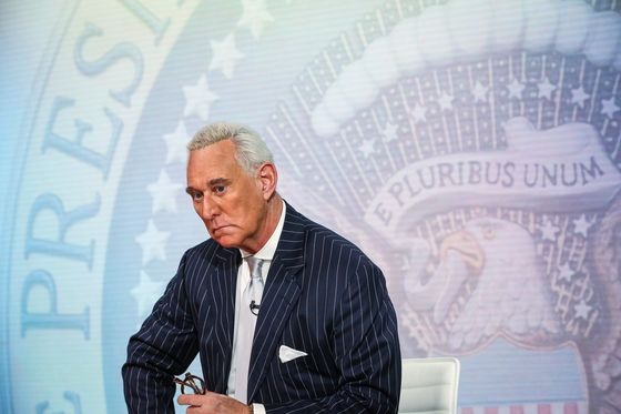 Trump Ally Roger Stone Arrested in Florida as Part of Special Counsel Probe