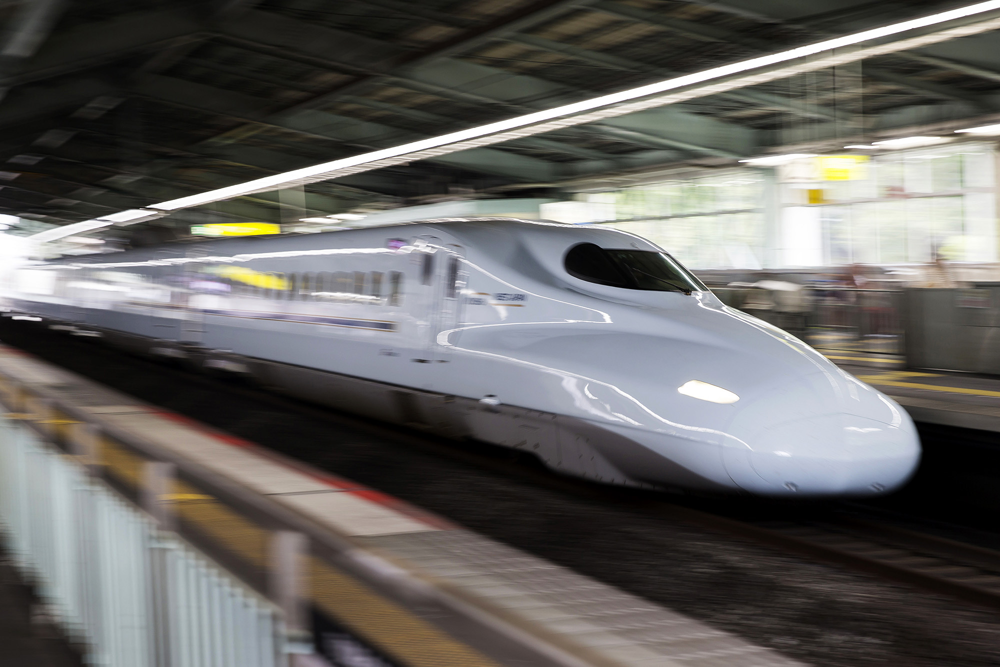 Citi, Mitsubishi Tapped to Push for Texas High-Speed Train