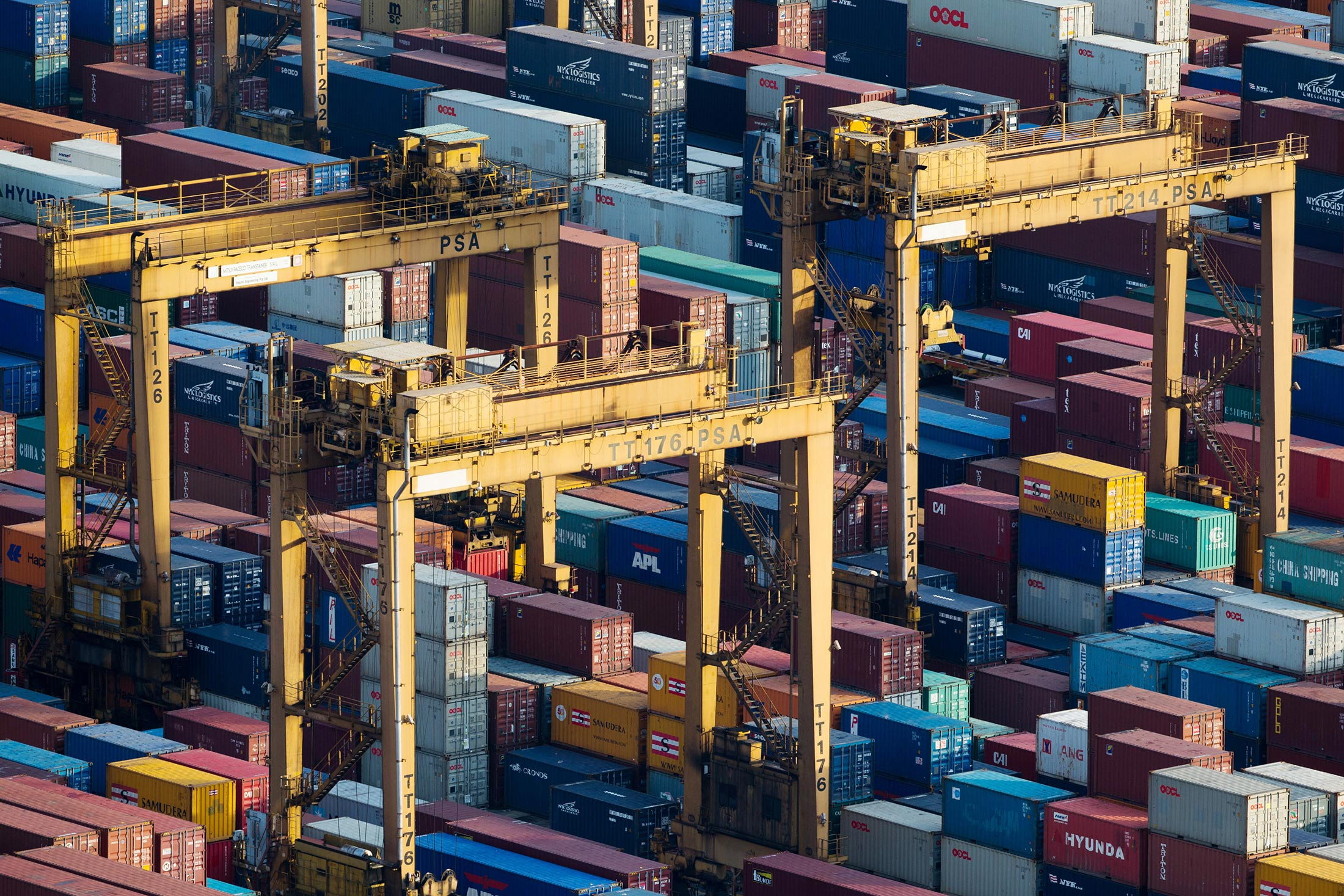 Asia's Shipping Lines Are Facing More Mergers - Bloomberg