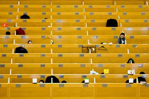 Sleepy Times for China's Local Stock Markets