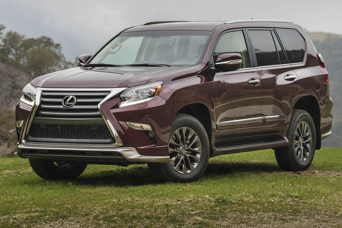 2017 lexus gx 460 suv review bloomberg. Black Bedroom Furniture Sets. Home Design Ideas