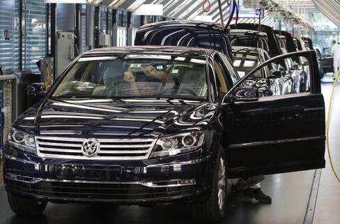 Volkswagen to Reintroduce $85,000 Phaeton in the U.S.