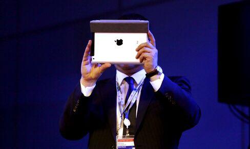 Apple Must Publish Notice Samsung Didn't Copy IPad in U.K.