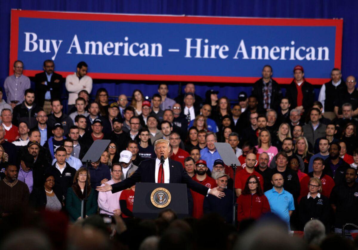 Trump Flunked His Own Economics Test
