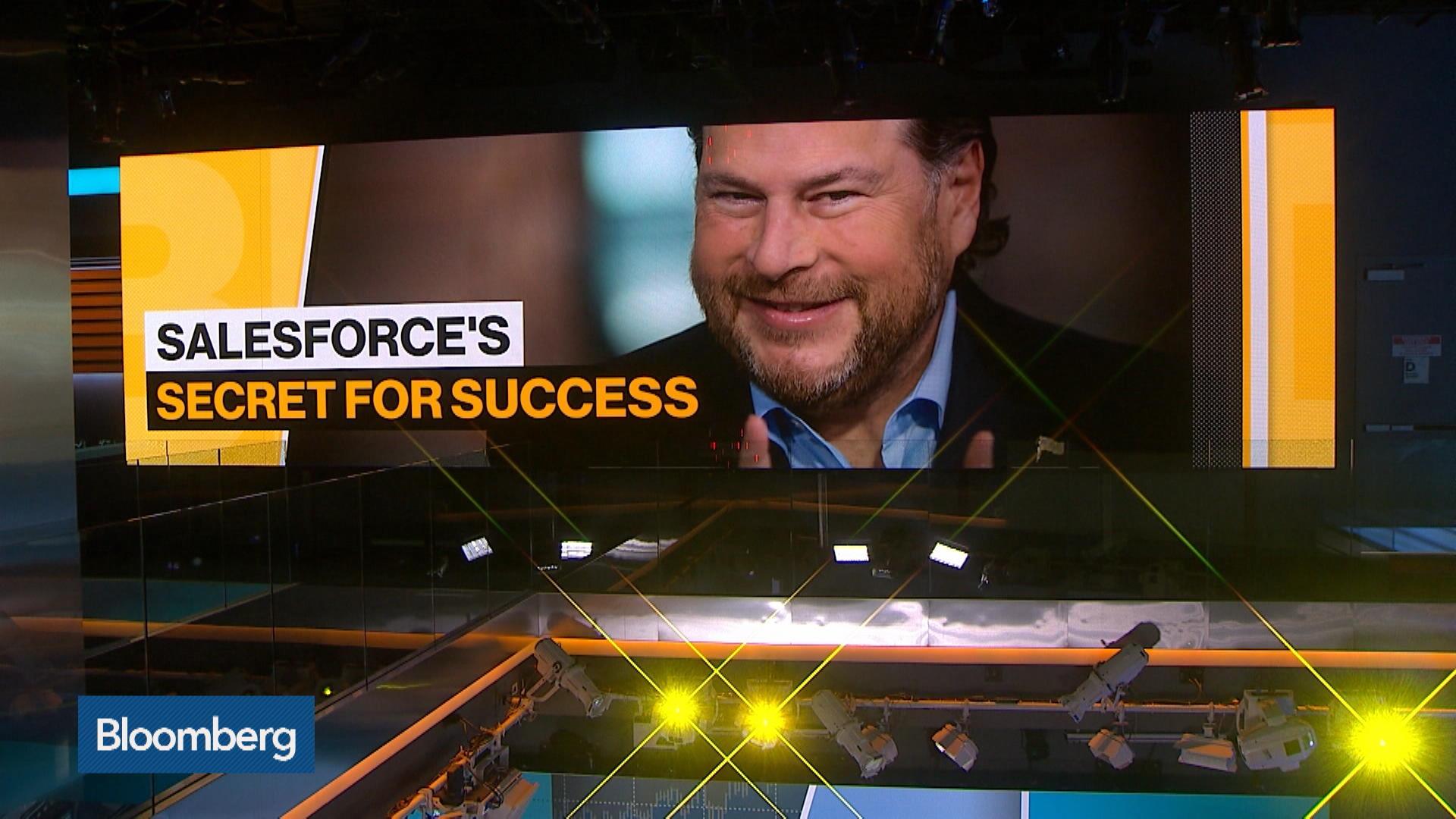 The Secret to Salesforce's Success