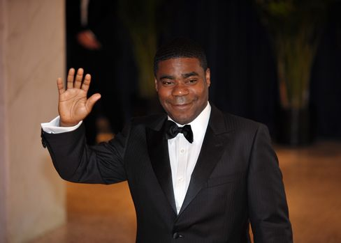 Actor-Comedian Tracy Morgan