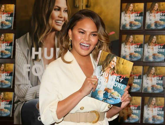 Chrissy Teigen's Cravings Sees Bigger Sales With PayPal Tie-Up