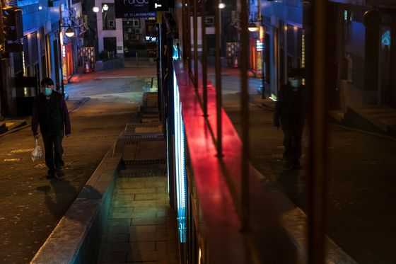 Hong Kong Extends Closure of Bars, Gyms to Quash Resurgent Virus