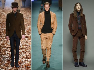 From left: John Varvatos, Etro, Marc Jacobs