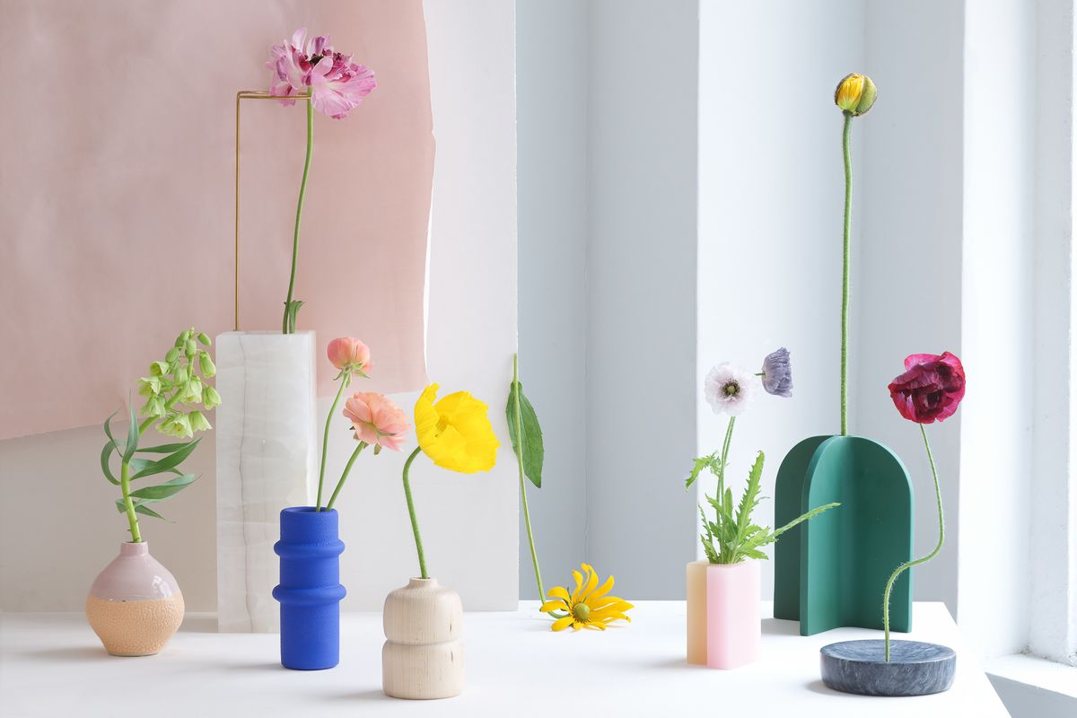 Tiny Vases Can Have an Outsize Effect on a Room—and Your Mood