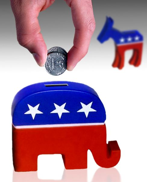 Political Donations by Health Insurers