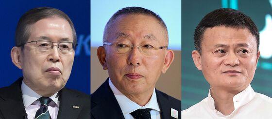 SoftBank's Masa-Misra Partnership Strained by Losses, Infighting