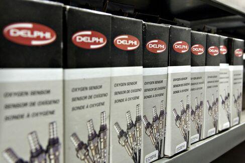 Delphi, Continental Said to Bid for Johnson Controls Division